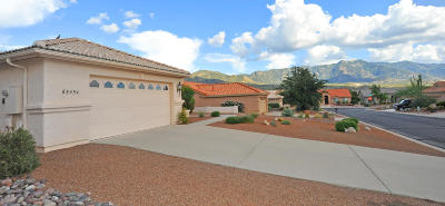 Saddlebrooke Single Family Home For Sale: 65454 E Desert Moon Court