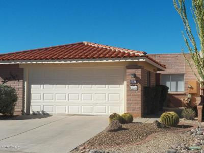 Green Valley Townhouse For Sale: 1616 W Calle Zuniga