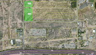 Benson Residential Lots & Land For Sale: N Ocotillo Road
