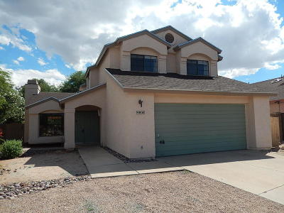 Tucson Single Family Home For Sale: 9808 E Sabrena Lane