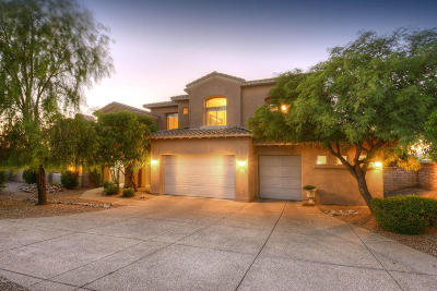 Single Family Home For Sale: 6005 N Pontatoc Road