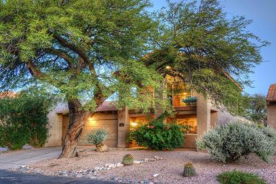Tucson Townhouse For Sale: 5634 N Calle De La Reina