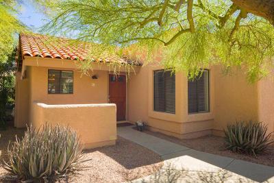 Tucson Townhouse For Sale: 7601 N Calle Sin Envidia #72