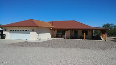 Benson Single Family Home For Sale: 1061 S Catclaw Lane