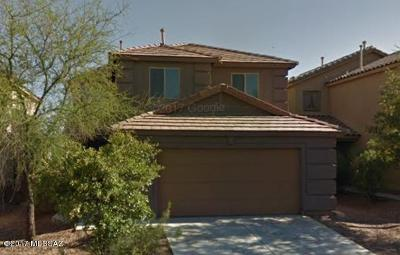 Green Valley Single Family Home Active Contingent: 673 W Cholla Crest Drive