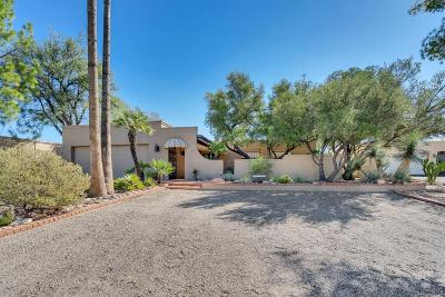 Pima County Townhouse For Sale: 2542 N Camino Valle Verde