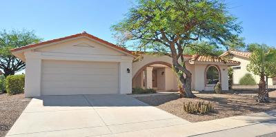 Oro Valley Single Family Home For Sale: 14461 N Alamo Canyon Drive