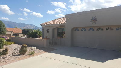 Oro Valley Single Family Home For Sale: 1670 E Firefly Court