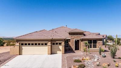 Green Valley Single Family Home For Sale: 1821 E Coastland Drive