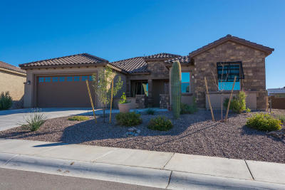 Marana Single Family Home For Sale: 14242 N Bright Angel Trail