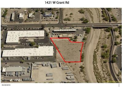 Tucson Residential Lots & Land For Sale: 1421 W Grant Road