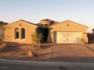 Marana Single Family Home Active Contingent: 7411 W Red Yucca Ps W