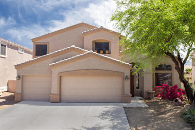 Oro Valley Single Family Home Active Contingent: 259 W Brinkley Springs Drive