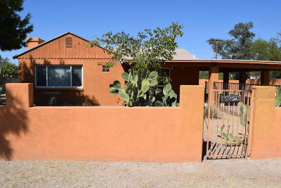 Tucson Single Family Home For Sale: 4251 E 4th Street