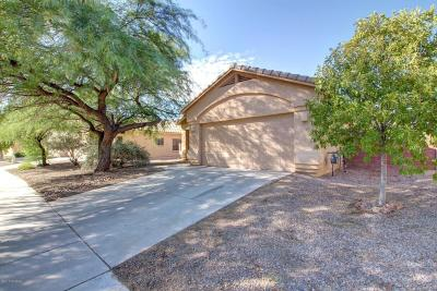 Marana Single Family Home Active Contingent: 11924 W Heyburn Drive