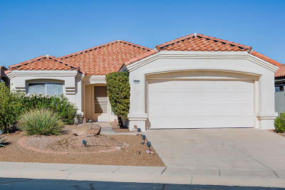 Oro Valley Single Family Home For Sale: 14256 N Trade Winds Way