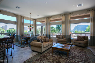 Oro Valley Single Family Home For Sale: 13878 N Slazenger Drive