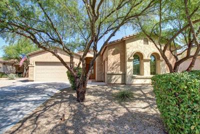 Oro Valley Single Family Home For Sale: 13060 N Woosnam Way