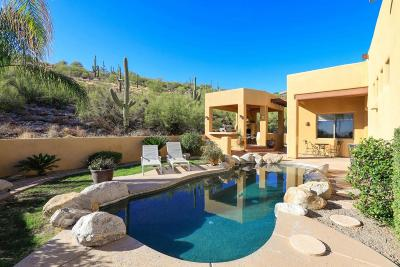 Sabino Mountain (1-290) Single Family Home For Sale: 4195 N Boulder Canyon Place