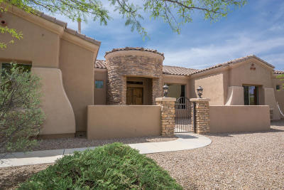 Marana Single Family Home For Sale: 5935 W Sonoran Links Lane