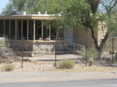 Marana Single Family Home For Sale: 13132 N Flintlock Road