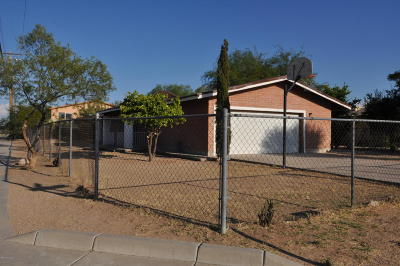 Tucson Single Family Home For Sale: 6901 S 8th Avenue