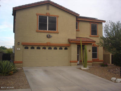 Oro Valley Single Family Home For Sale: 740 W Buffalo Grass Drive