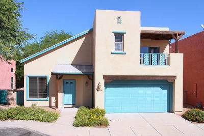 Tucson Single Family Home For Sale: 5371 E Calle Vista De Colores