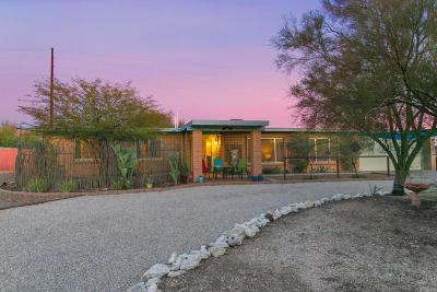 Tucson Single Family Home For Sale: 2217 W Rapallo Way