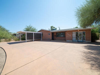 Tucson Single Family Home Active Contingent: 3774 E 5th Street