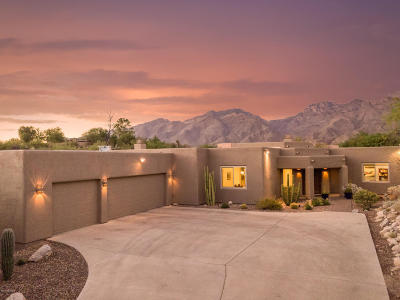 Single Family Home For Sale: 5009 N Rock Canyon Road