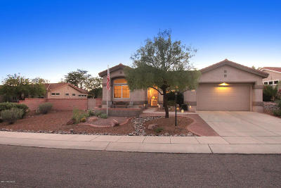 Oro Valley Single Family Home For Sale: 14083 N Biltmore Drive