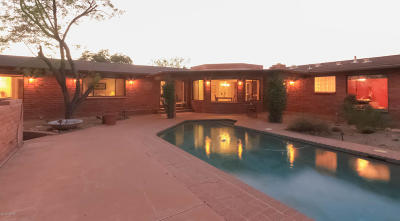 Tucson Single Family Home For Sale: 6448 N Burro Creek Place