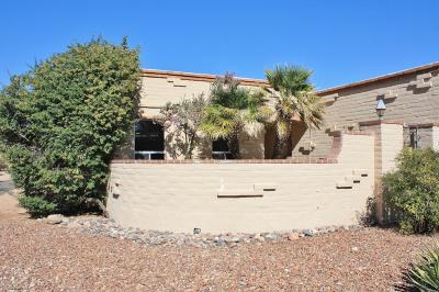 Pima County Townhouse For Sale: 2494 N Camino Valle Verde