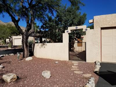 Tucson Townhouse For Sale: 6332 N Camino Hermosillo