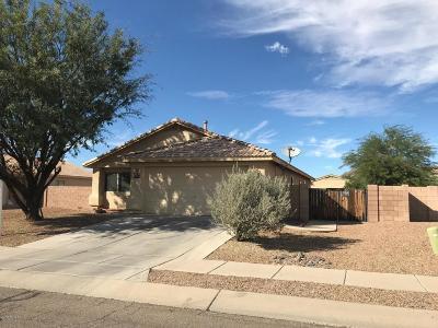 Tucson Single Family Home For Sale: 6262 W Desert Laurel Lane