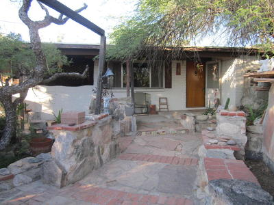 Single Family Home For Sale: 4415 N Swan Road