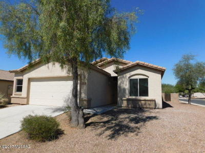 Marana Single Family Home For Sale: 11038 W Willow Field Drive