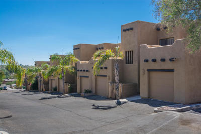 Tucson Condo For Sale: 3001 W Trevi Place #101