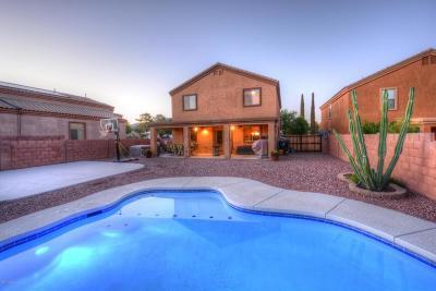 Corona de Tucson Single Family Home Active Contingent: 150 W Vista Monte Drive