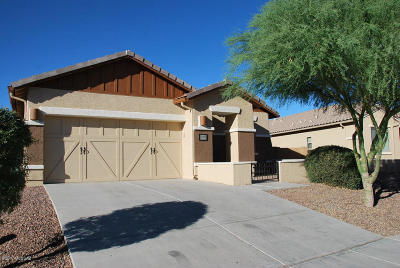 Oro Valley Single Family Home For Sale: 1116 W Vinovo Pass