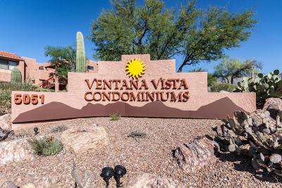 Tucson Condo For Sale: 5051 N Sabino Canyon Road #2153