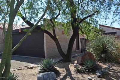 Tucson Townhouse Active Contingent: 6254 N Cerrada Moreno