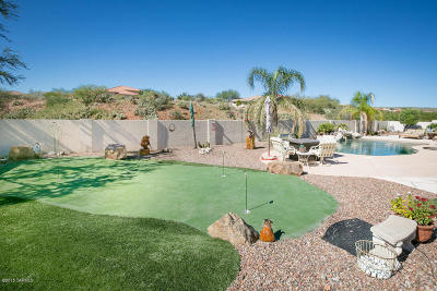 Tucson Single Family Home For Sale: 37778 S Ocotillo Canyon Drive