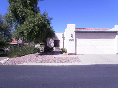 Pima County Townhouse For Sale: 8529 E Tonbridge Court