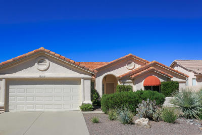 Saddlebrooke Single Family Home Active Contingent: 38100 S Mountain Site Drive