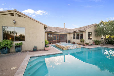 Sahuarita Single Family Home Active Contingent: 1185 E Stronghold Canyon Lane