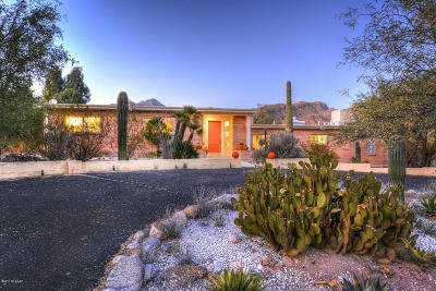 Tucson Single Family Home For Sale: 8501 E Snyder Road