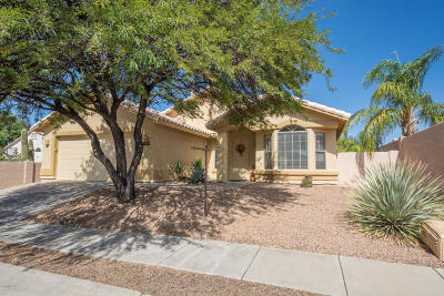 Oro Valley Single Family Home For Sale: 11078 N Par Drive