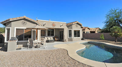 Oro Valley Single Family Home For Sale: 11835 N Sage Brook Road